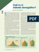 F&D+2006+El+dividendo+DEMOGRAFICO+(Lo+basico)