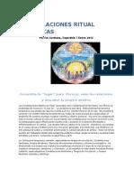 Constelaciones Ritual Sistemica