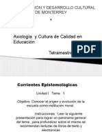 1.Corrientes Epistemologicas