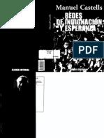 Manuel Castells, Redes de indignación y esperanza