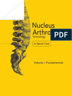 Nucleus Arthroplasty Volume I