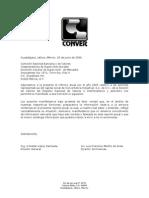 Informe Anual Conver SCJM