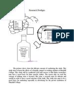 Research Pradigm sample