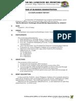 Copy of CBA Accomplishment Report Format