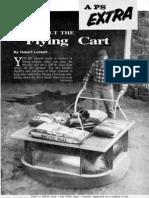 Flying Cart Hovercraft Plans