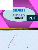Chapter 1 Angles