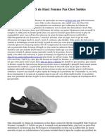 Nike Air Force 1, 25 de Haut Femme Pas Cher Soldes GZ6488