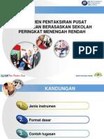 Format Instrumen PP