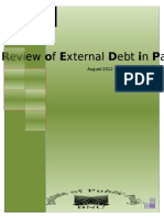 Review of Pakistan External Debt(Final)()