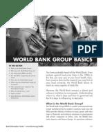 IMF & WORLD BANK  BASICS