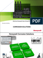 Honeywell Corrosion Overview 2013