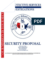 Security Proposal