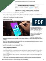Los mejores _smartphones_ que puedes comprar ahora.pdf