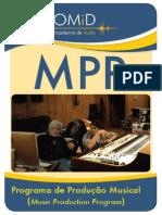 OMiD Academia de Audio Cursos Producao Musical