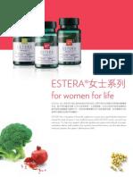 Estera Catalogue CH/EN