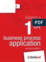 Develop a First Process Application 251013 -V1