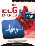 Aprenda ECG en Un Dia 1era Edicion
