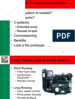 Long Run System Training