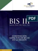 Convencion BIS III
