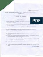 Environmental Management (Mar 2013 Sup)