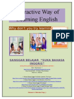 Interactive Way of Learning English