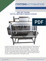 Hot Fill Machine