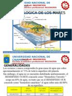 Accion Geologica de Los Mares