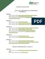 Sistema de Evaluacion Semestre Ene-Abr 2015