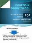 Forensik Odontologi Ppt