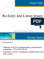 IHRM Chapter8 Re-Entry