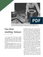 Furnace, Gas-Fired Smelting