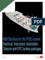 ABB FPSO Solutions Ref