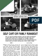 GolfCartI