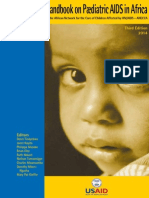 HIV English Handbook on Pædiatric AIDS in Africa third Edition