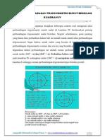 Soal Dan Pembahasan Trigonometri Sudut Berelasi Kuadran IV