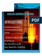 WIRELINE AWERENESS  TRAINING2
