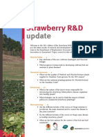 Strawberry Update 2011