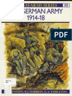 Osprey - Men at Arms 080 - The German Army 1914-1918