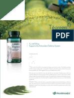 Tegreen Leaflet CH/EN
