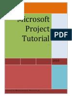 Microsoft Project Tutorial Ro
