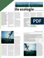 Industriële ecologie