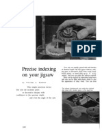 Jigsaw, Precision Indexing on Your