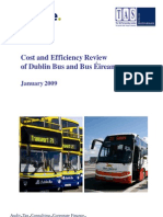 Dublin Bus and Bus Eireann Review
