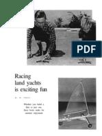 Land Yacht Model