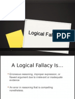Basic Fallacies PPT
