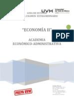 UVM Guía Examen Extraordinario Economia_II