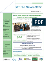 ESTEEM January Newsletter