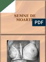 Curs 2 - SEMNE DE MOARTE.ppt