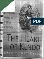 The Heart of Kendo - Darrell Max Craig