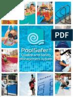 PoolSafer® Sistema de gestión - Seguridad Acuática